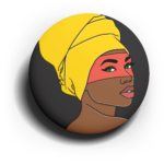 Girl With Headwrap